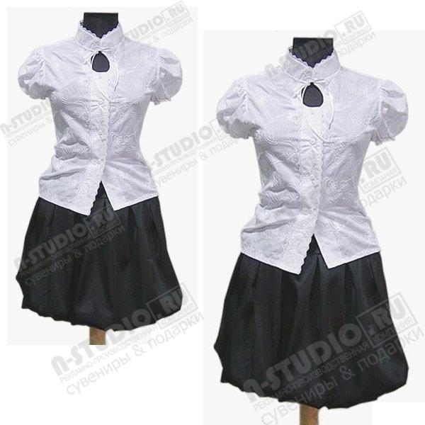 Школьная форма для девочек черная