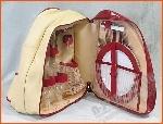 CA-0220-C Рюкзак для пикника на 4 персоны ( ножи, вилки, ложки, нож д.