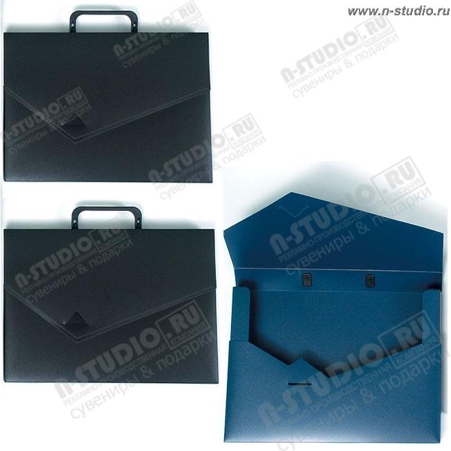 портфели с логотипом: