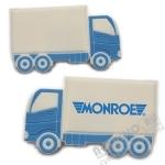 Флешки «Грузовик» с логотипом оптом usb флэш накопители грузовики