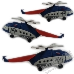 Флешки «Вертолет» с логотипом авиа оптом usb флэш карта