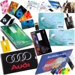 Флешка визитка под логотип оптом визитные флэш карты